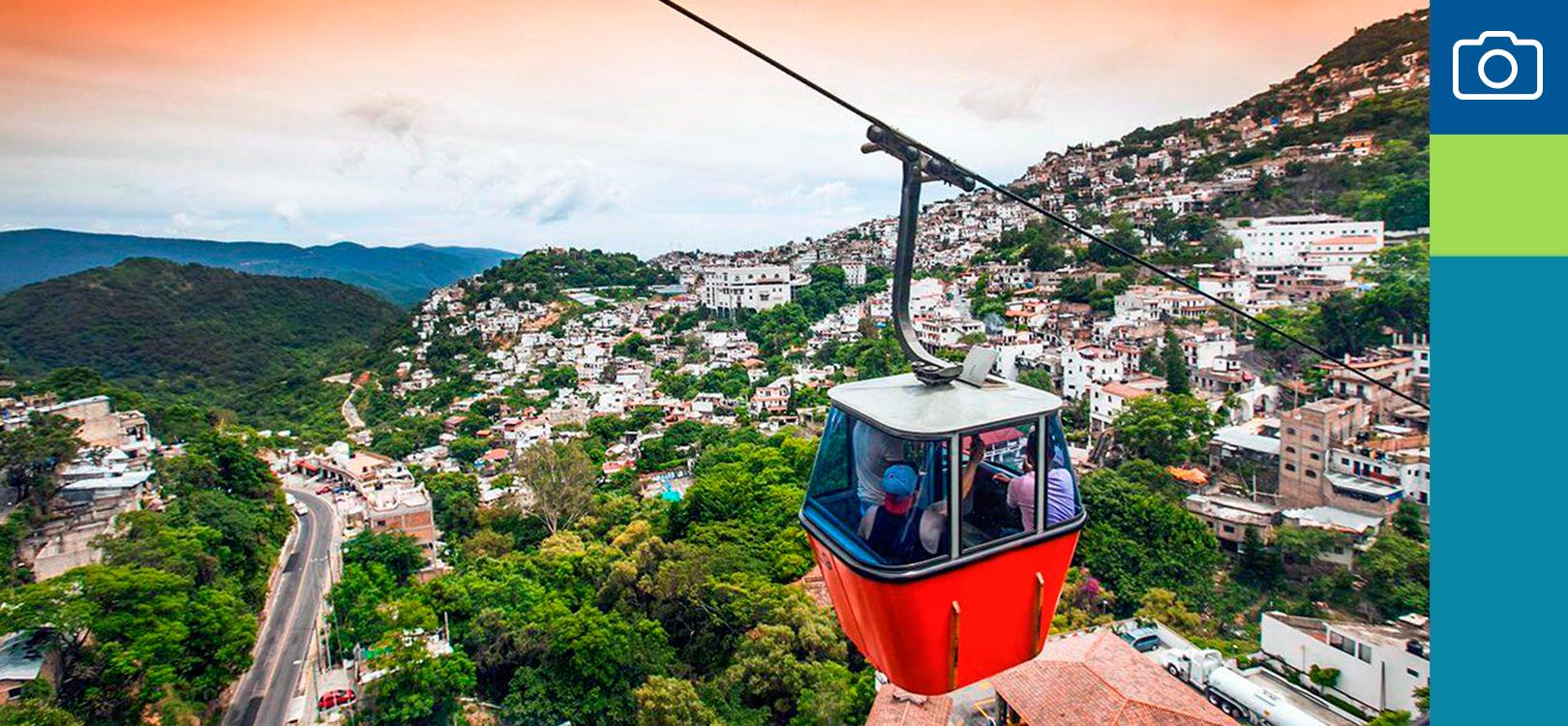 Taxco, la belleza de un pueblo minero